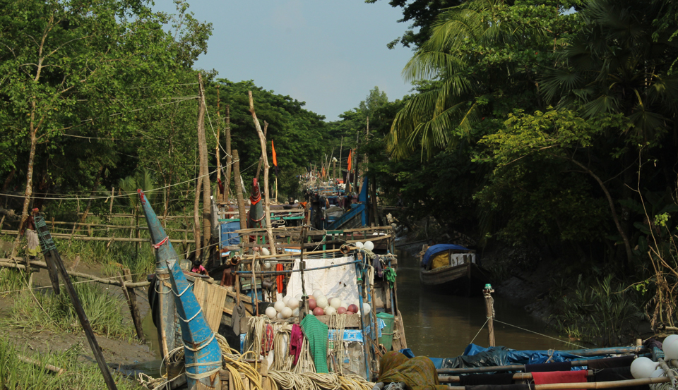 Patharghat Boats
